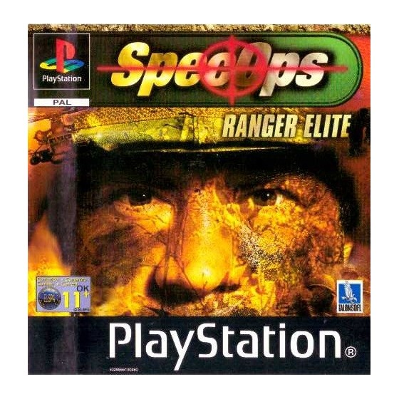 Spec Ops: Ranger Elite - PS1