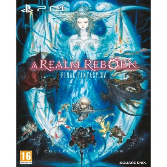 Final Fantasy XIV: A Realm Reborn Coll. Ed.