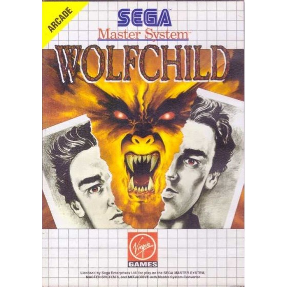 Wolfchild - Master System
