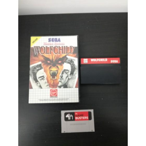 Wolfchild - Master System usato