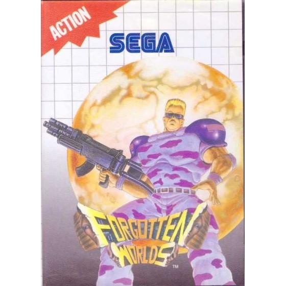 Forgotten Worlds - SEGA Master System