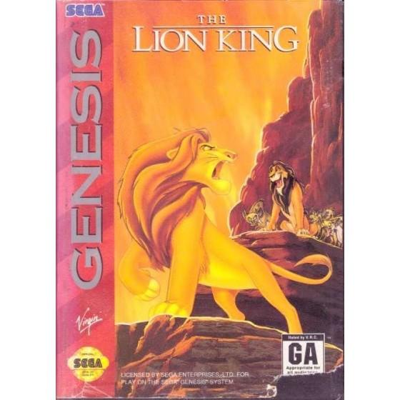 Disney's Il Re Leone - SEGA Genesis