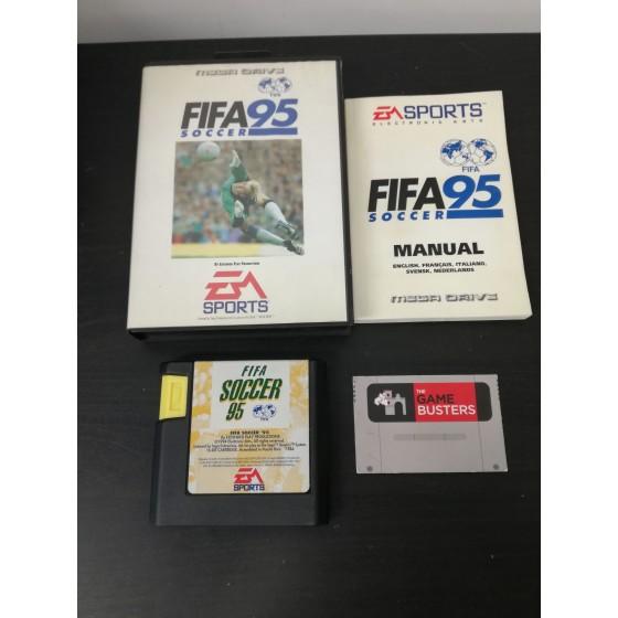 FIFA 95 - Mega Drive usato