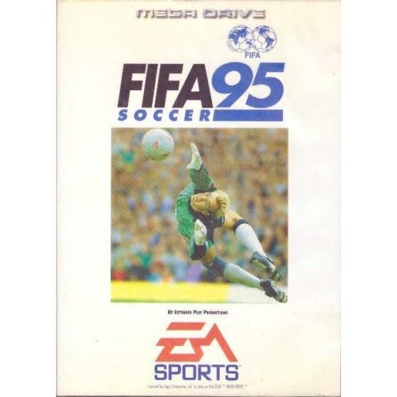 FIFA 95 - Mega Drive