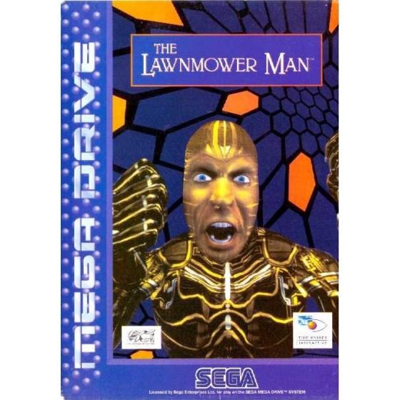 The Lawnmower Man - Mega Drive