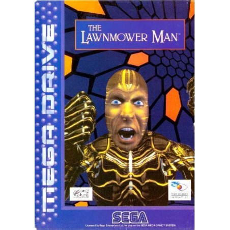 The Lawnmower Man - Mega Drive
