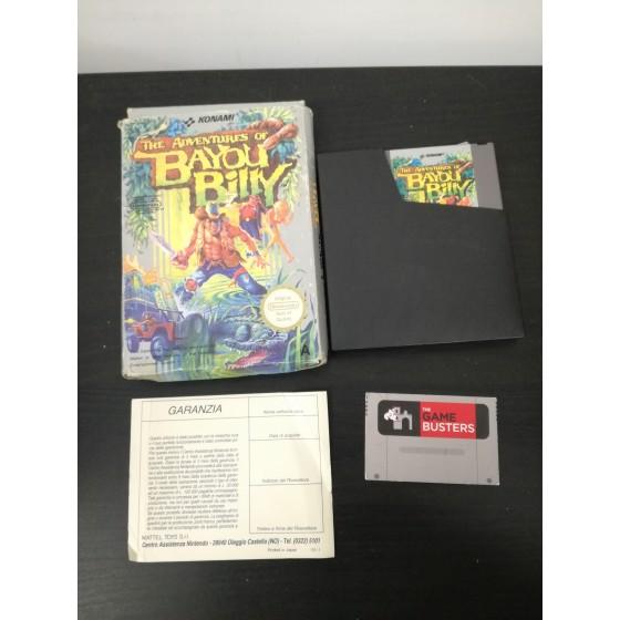 The Adventures of Bayou Billy - NES usato