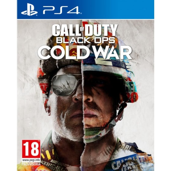 Call of Duty: Black Ops Cold War - Preorder PS4 - The Gamebusters