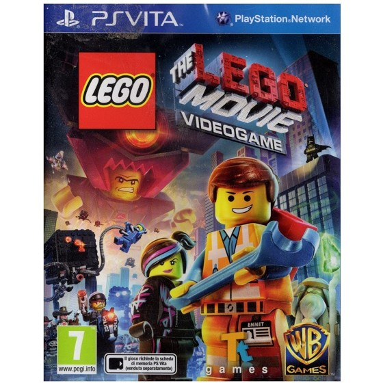 The LEGO Movie Videogame - PSVita