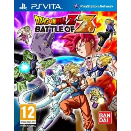 Dragon Ball Z Battle of Z - PSVita