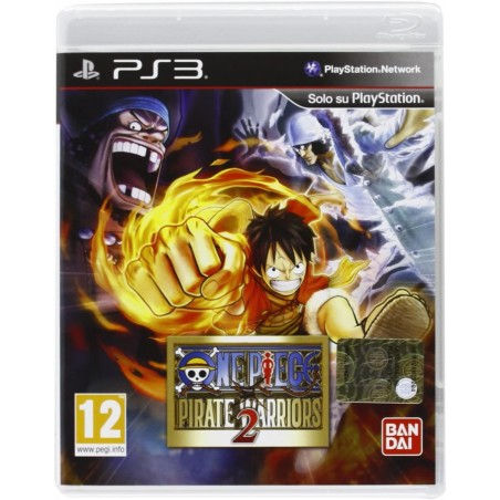 One Piece: Pirate Warriors 2 - PS3 usato