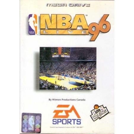 NBA Live 96 - Mega Drive