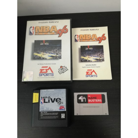 NBA Live 96 - Mega Drive usato