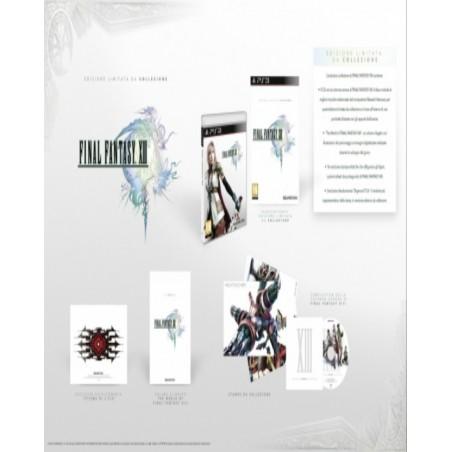 Final Fantasy XIII Ed. Limitata da collezione