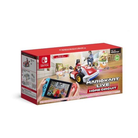 Mario Kart Live Home Circuit - Mario - Switch