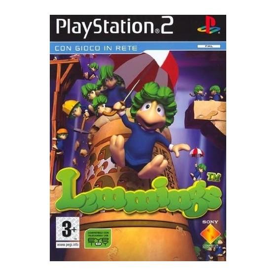 Lemmings - PS2