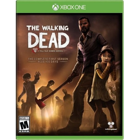 The Walking Dead - GOTY Edition - Xbox One