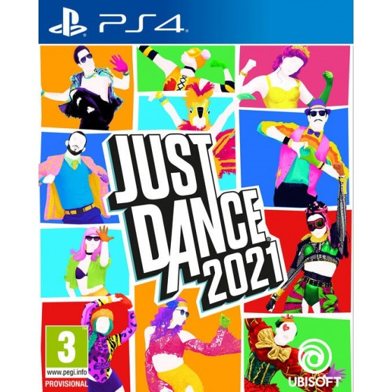 Just Dance 2021- Preorder PS4 - The Gamebusters