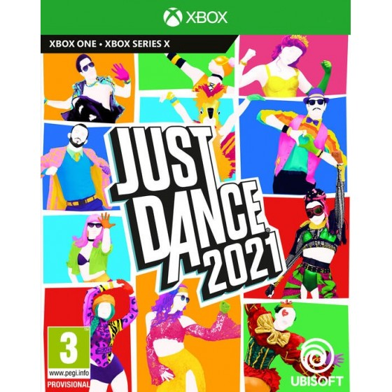 Just Dance 2021- Xbox Series X/One - The Gamebusters