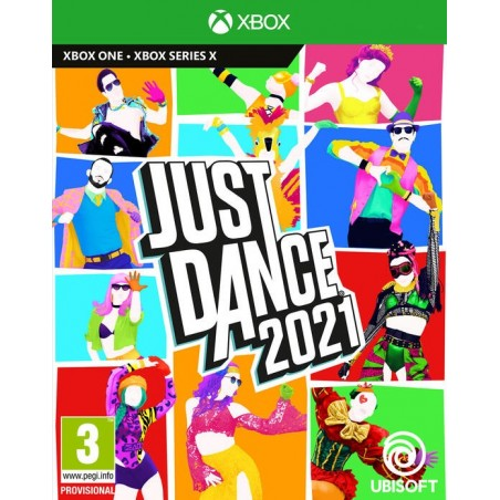 Just Dance 2021- Preorder Xbox One - The Gamebusters
