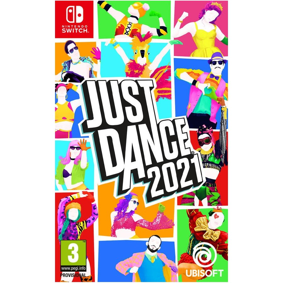 Just Dance 2021- Switch - The Gamebusters