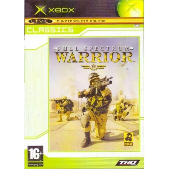 Full Spectrum Warrior - Xbox
