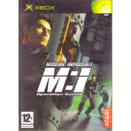 Mission Impossible: Operation Surma - Xbox