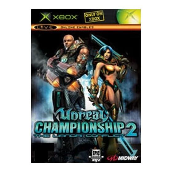 Unreal Championship 2: The Liandri Conflict - Xbox