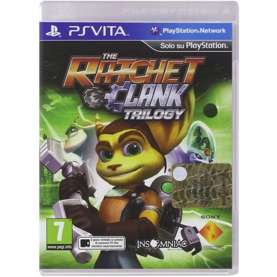 Ratchet & Clank Trilogy - PSVita
