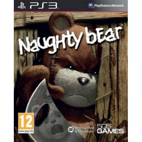 Naughty Bear - PS3 usato