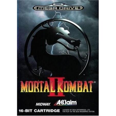 Mortal Kombat II - Mega Drive