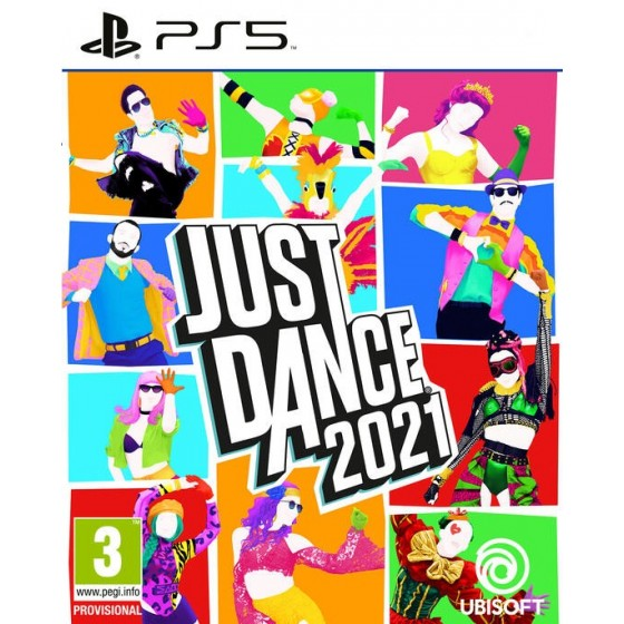 Just Dance 2021- Preorder PS5 - The Gamebusters