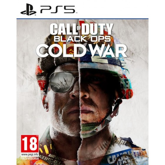 Call of Duty: Black Ops Cold War - Preorder PS5 - The Gamebusters