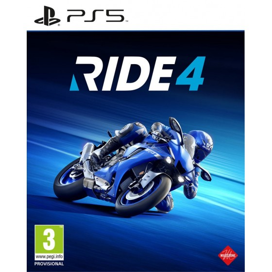 Ride 4- Preorder PS5 - The Gamebusters