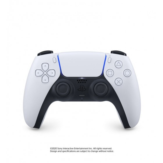 Controller Wireless DualSense - Bianco - PS5 - The Gamebusters
