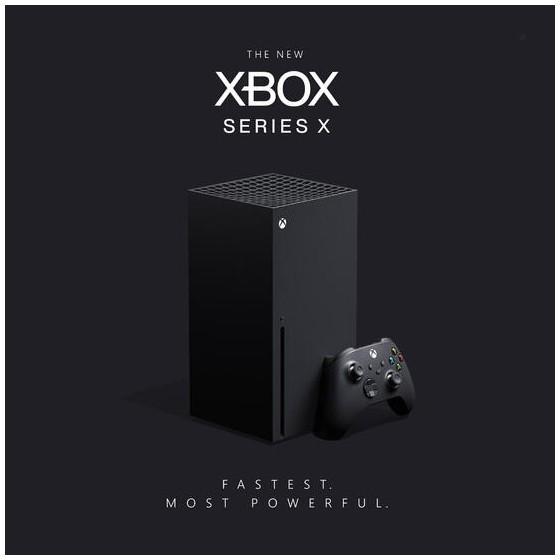 Console Xbox Series X - Preorder