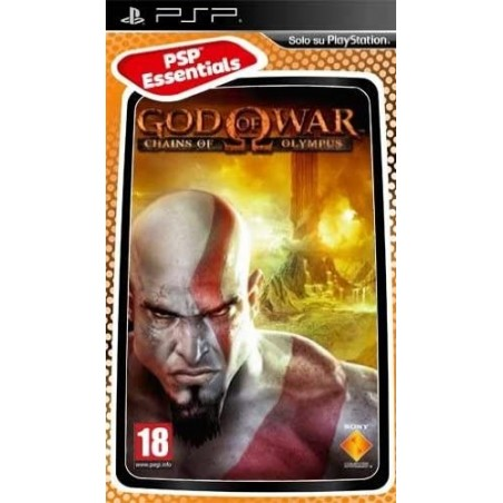 God of War Chains of Olympus - Essentials - PSP
