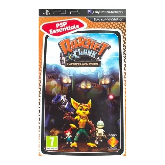 Ratchet & Clank L'altezza Non Conta - Essentials - PSP