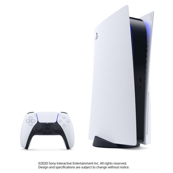 Console Playstation 5 Digital Edition - PS5 - The Gamebusters