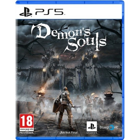 Demon's Souls - Preorder PS5 - The Gamebusters