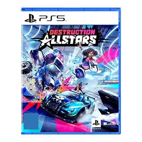 Destruction All Stars  - Preorder PS5 - The Gamebusters