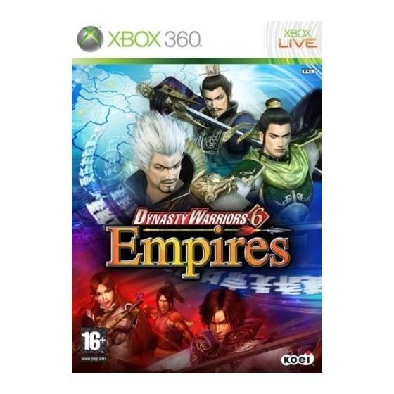 Dynasty Warriors 6 Empires - Xbox 360