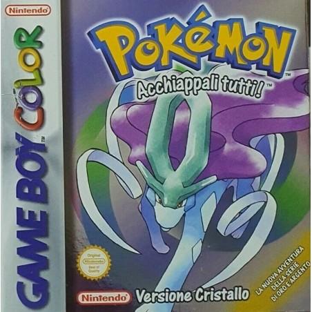 Pokémon Cristallo - Game Boy Color