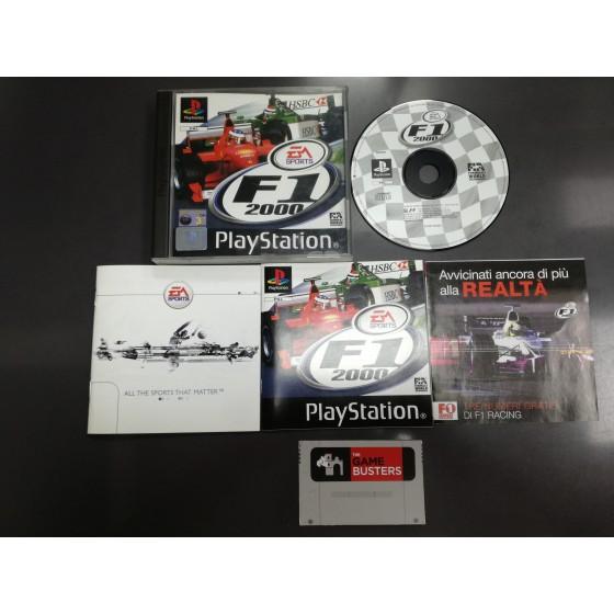 F1 2000 - PS1