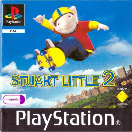 Stuart Little 2 - PS1