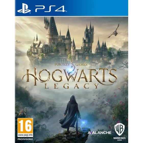 Hogwarts Legacy - Preorder PS4 - The Gamebusters