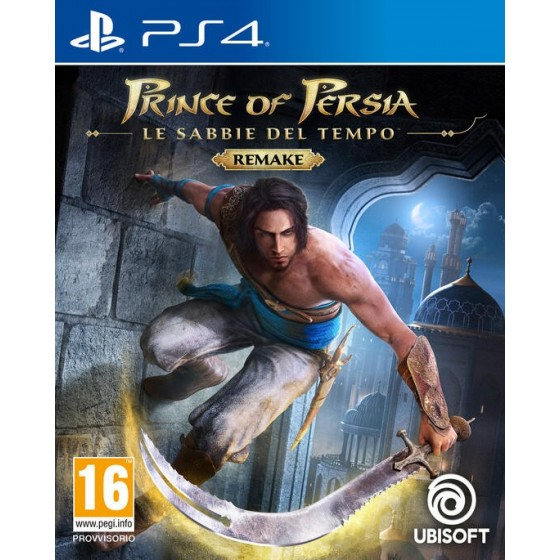 Prince of Persia: Le Sabbie del Tempo - Preorder PS4 - The Gamebusters