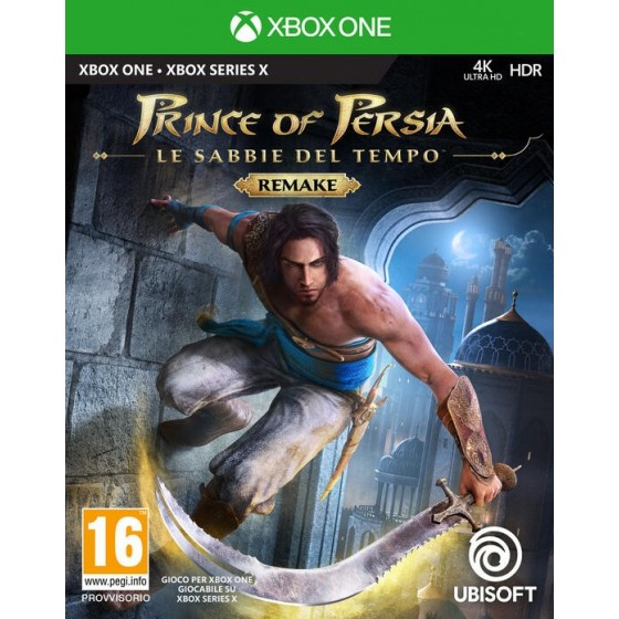 Prince of Persia: Le Sabbie del Tempo - Preorder Xbox One - The Gamebusters