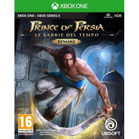 Prince of Persia: Le Sabbie del Tempo - Preorder Xbox One