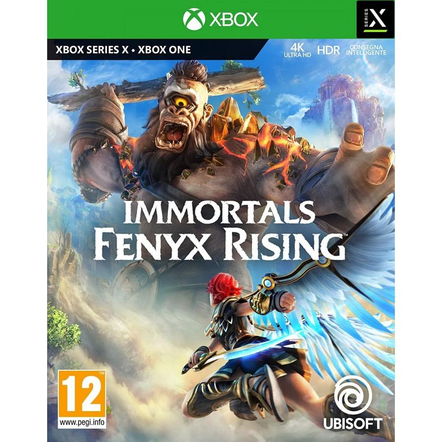 Immortals Fenyx Rising - Xbox One e Xbox Series x